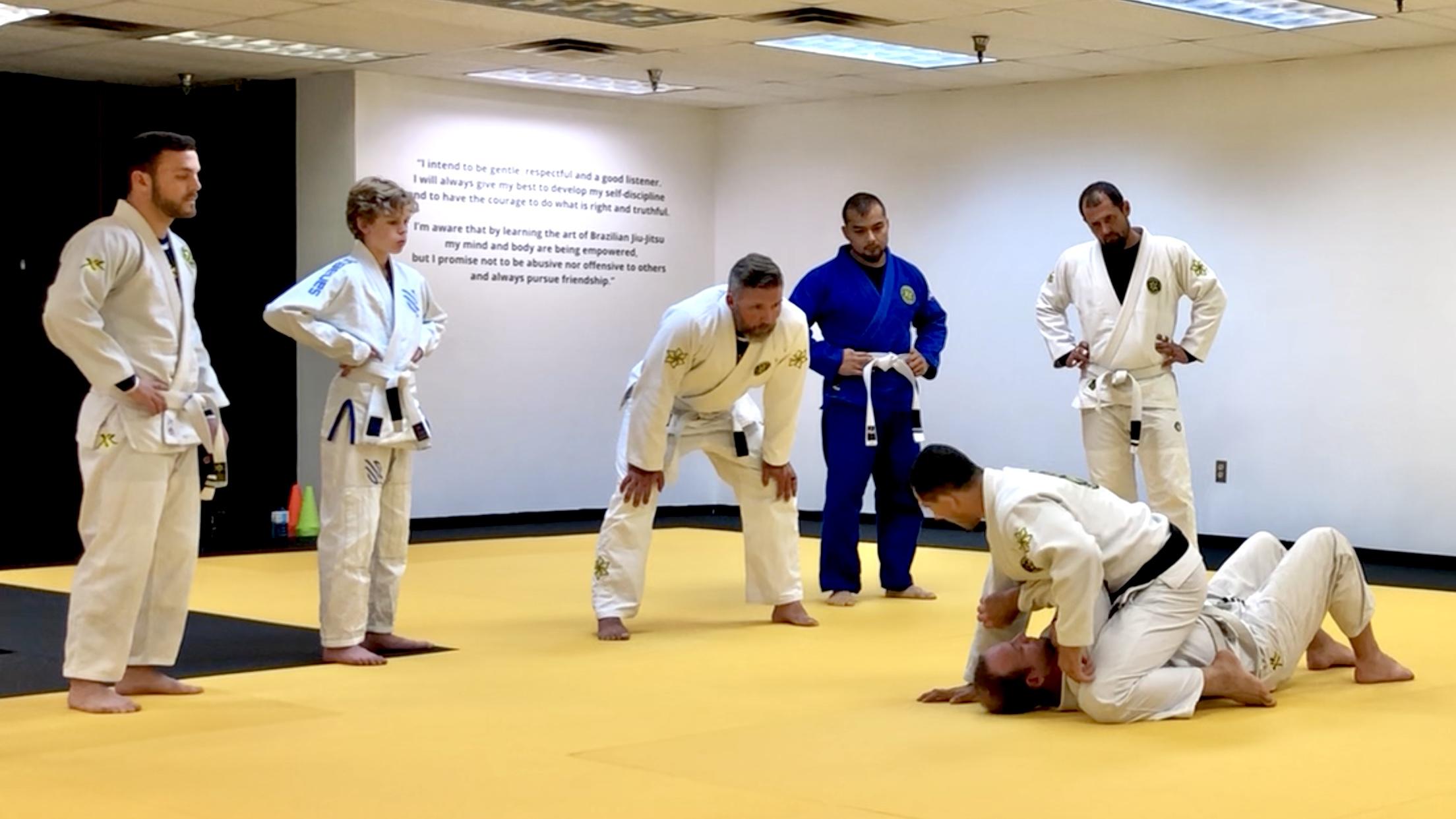 Why should you include Jiu-Jitsu in your life?
