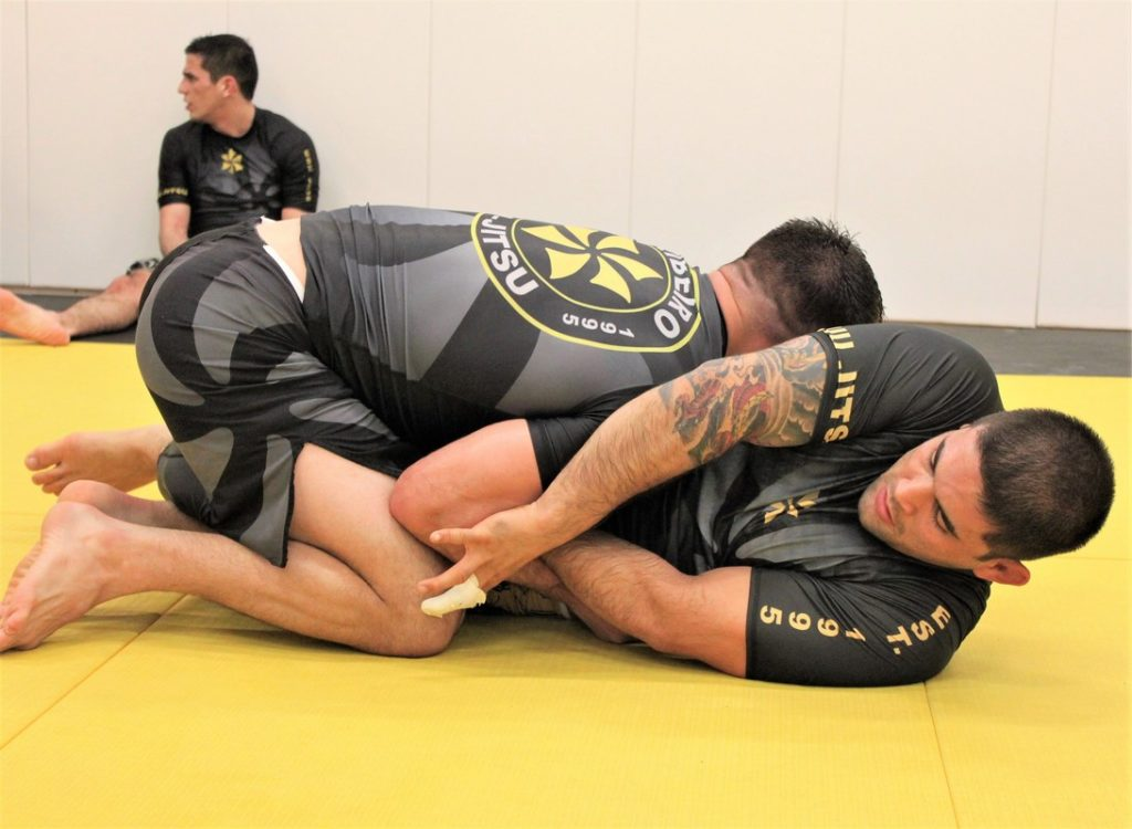 no gi jiu-jitsu