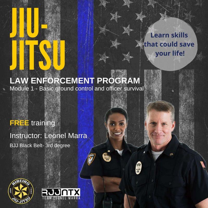 Law Enforcement Jiu-jitsu