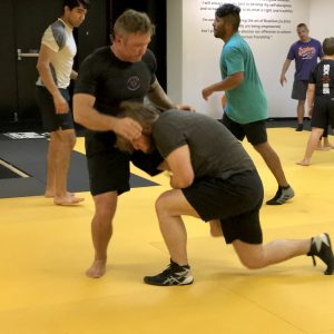 adult wrestling